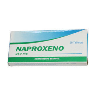 Oral Medications Naproxen Tablets 250mg 500mg for Rheumatoid Arthritis